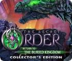 The Secret Order: Return to the Buried Kingdom Collector's Edition jeu