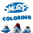 Les Shtroumpfs. Coloriage des Personnages jeu