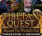 Tibetan Quest: Par-delà le Toit du Monde Edition Collector jeu