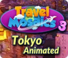 Travel Mosaics 3: Tokyo Animated jeu