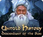 Untold History: La Dynastie Solaire jeu