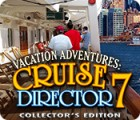 Vacation Adventures: Cruise Director 7 Édition Collector jeu