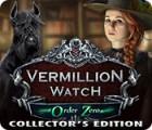 Vermillion Watch: L'Ordre Zéro Édition Collector jeu