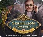 Vermillion Watch: Poursuite Parisienne Édition Collector jeu