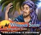 Whispered Secrets: Les Péchés Oubliés Édition Collector jeu