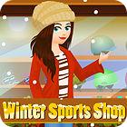 Winter Sports Shop jeu