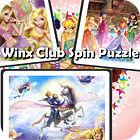 Winx Club Spin Puzzle jeu