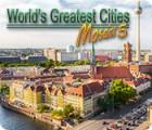 World's Greatest Cities Mosaics 5 jeu