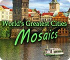 World's Greatest Cities Mosaics jeu