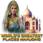 World's Greatest Places Mahjong jeu