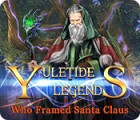 Yuletide Legends: Who Framed Santa Claus jeu