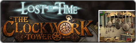 Le meilleur jeu de la semaine Lost in Time: The Clockwork Tower