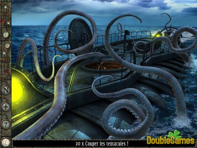 Capture d'écran de 20.000 lieues sous les mers : Capitaine Nemo à