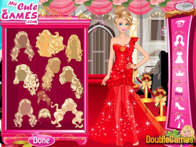 Free Download 50 Wedding Gowns for Barbie Screenshot 2