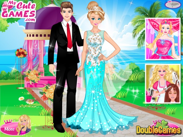 Free Download 50 Wedding Gowns for Barbie Screenshot 3