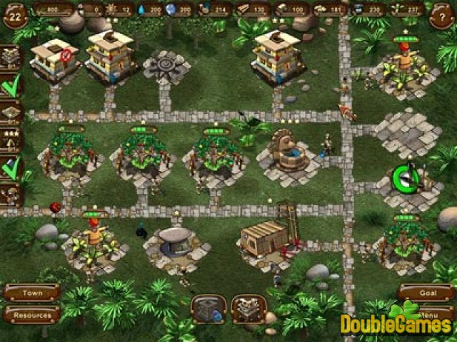 Free Download Aztec Tribe: New Land Screenshot 2