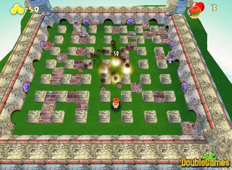 لعبة Bombermania الرائعة  Bombermania_1_big