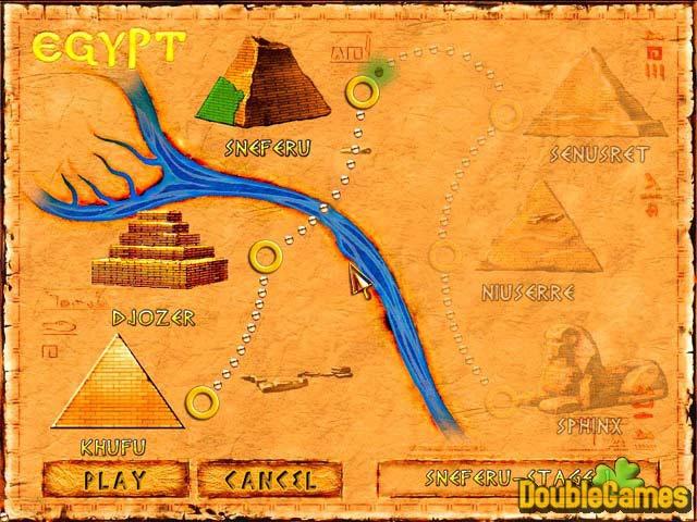 TÉLÉCHARGER BRICKSHOOTER EGYPT GRATUIT