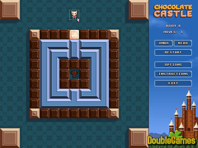 Free Download Chocolate Castle Screenshot 1