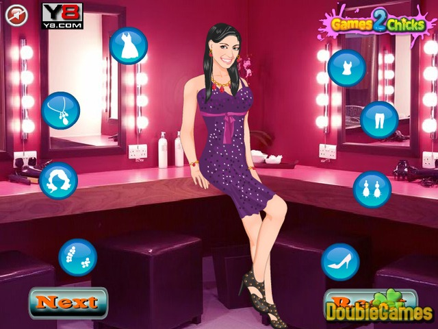 Free Download City Girl DressUp Screenshot 1