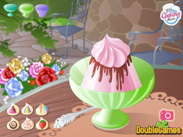 Free Download Crazy Cream Desserts Screenshot 1