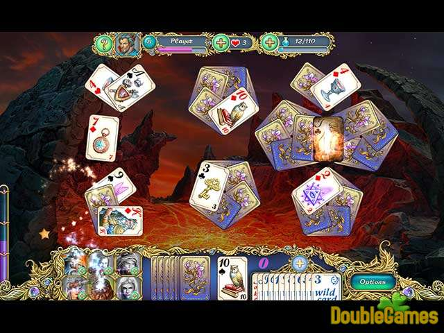 Free Download Emerland Solitaire: Endless Journey Screenshot 2