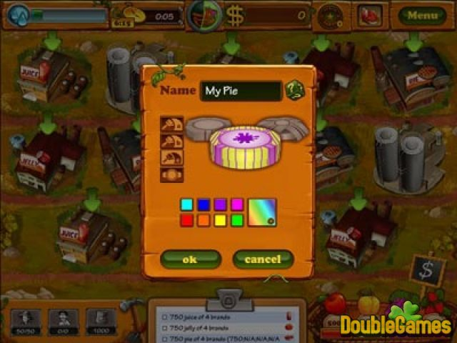 Free Download Fruits Inc. Screenshot 1