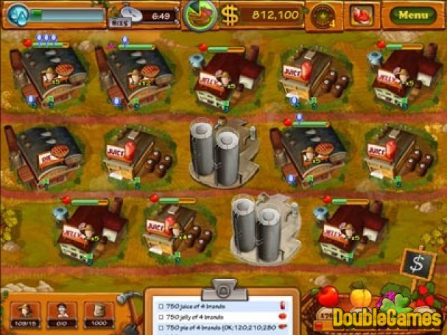 Free Download Fruits Inc. Screenshot 3