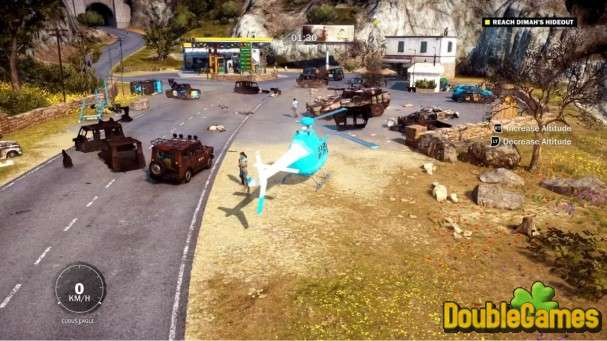 Free Download Just Cause 3 Screenshot 4