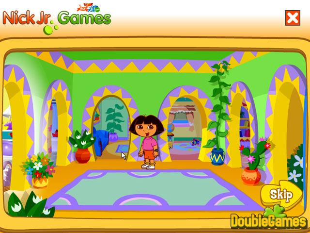 Capture d'écran de la casa de dora à téléchargement gratuit 1