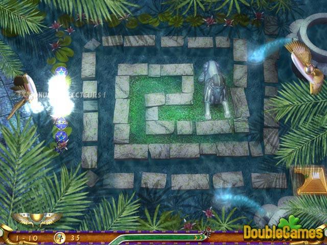 حصريا لعبة Luxor 3 الجميلة و مسلية