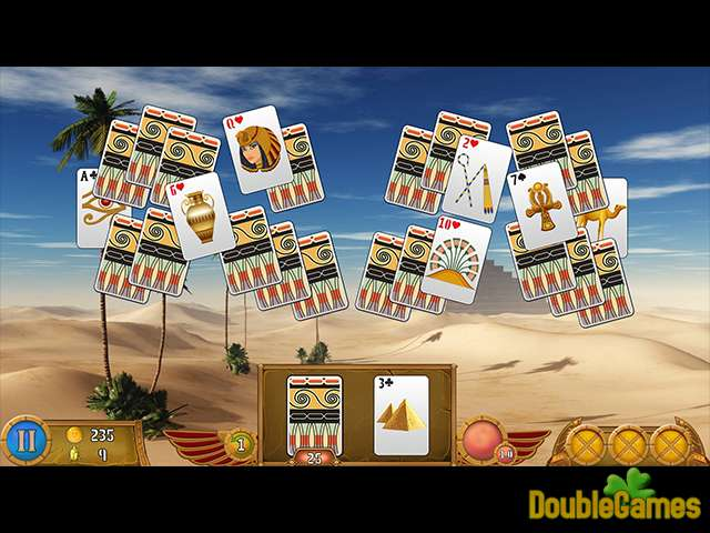 Free Download Luxor Solitaire Screenshot 1