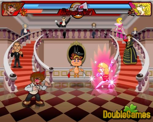 Free Download Mad Cupid - Revenge of Nerd Screenshot 3