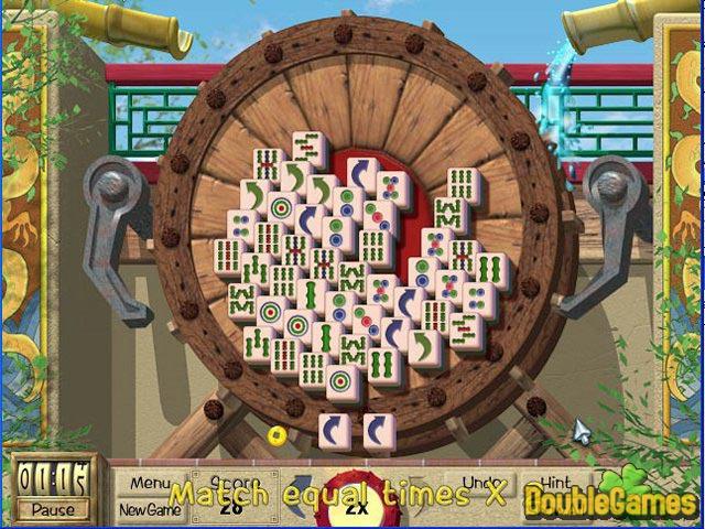 de Mahjong Garden Deluxe à