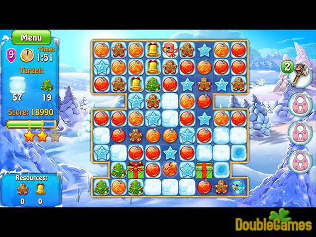 Free Download Merry Christmas: Deck the Halls Screenshot 1