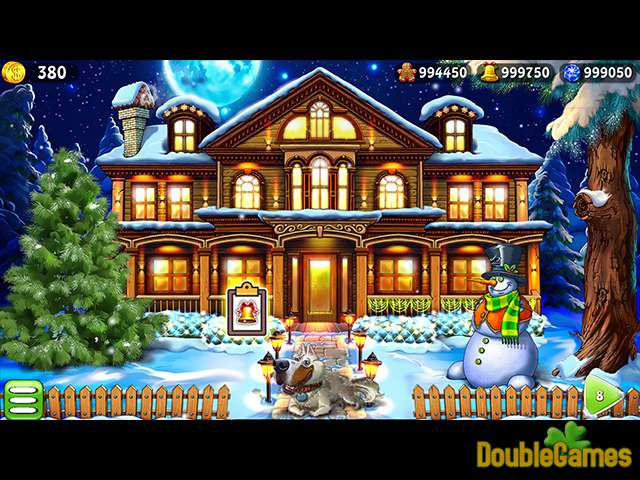 Free Download Merry Christmas: Deck the Halls Screenshot 3