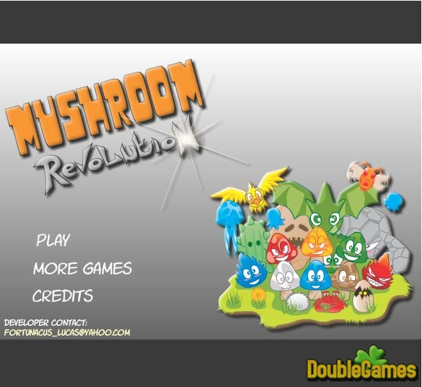 Free Download Mushroom Revolution Screenshot 1