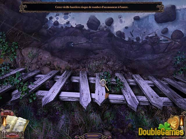 Capture d'écran de Mystery Case Files: Terreur à Ravenhearst Edition