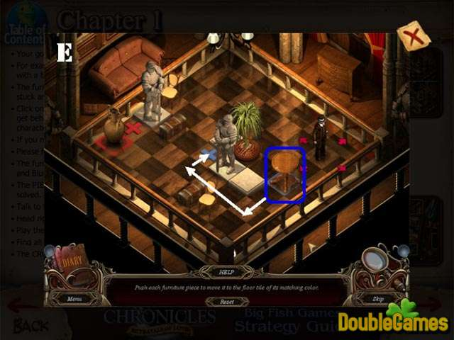 Free Download Mystery Chronicles: Betrayals of Love Strategy Guide Screenshot 3