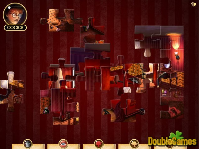 Free Download Mystery Jigsaw Screenshot 1