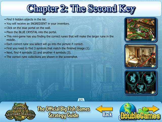 Free Download Mystery of Mortlake Mansion Strategy Guide Screenshot 3