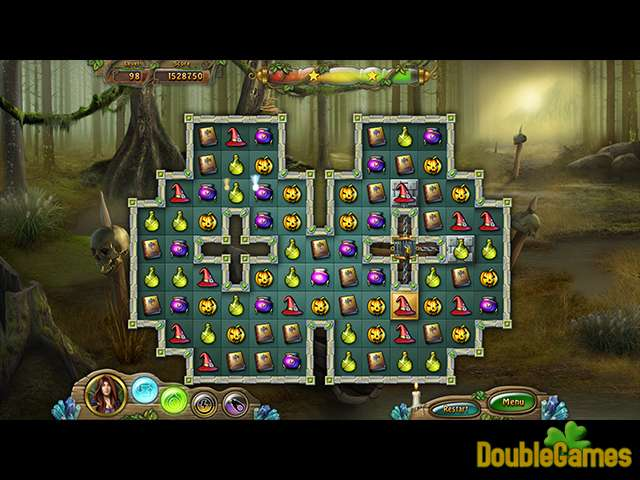 Free Download Mystika 4: Mauvais Présages Screenshot 2