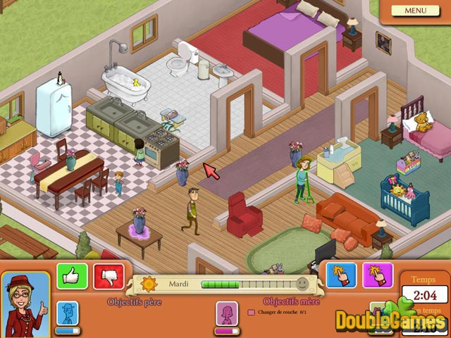 Free Download Nanny 911 Screenshot 1