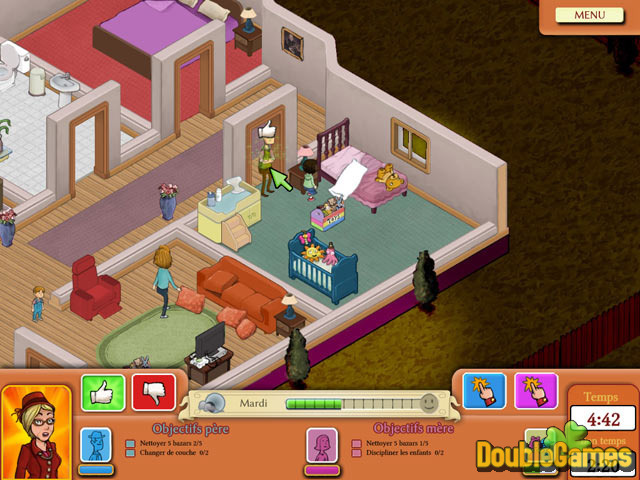 Free Download Nanny 911 Screenshot 3