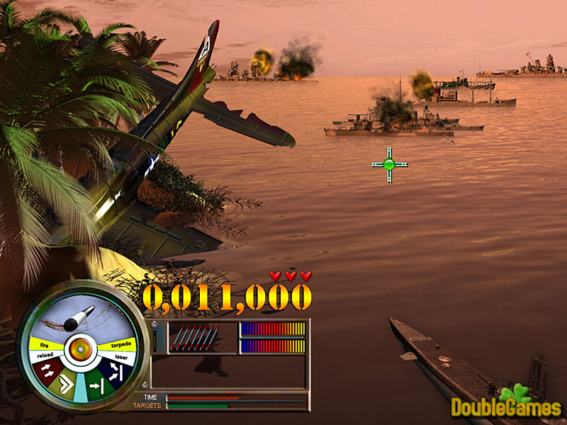 Free Download Pearl Harbor: Fire on the Water Screenshot 1