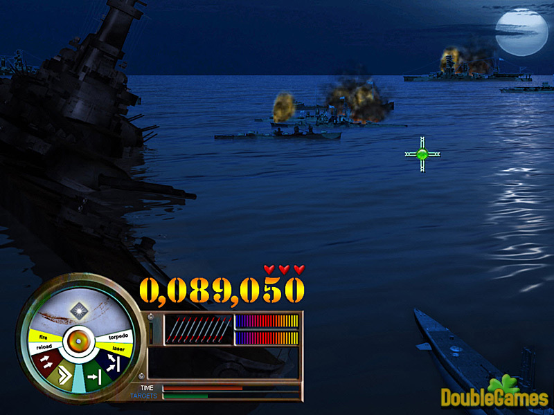 Free Download Pearl Harbor: Fire on the Water Screenshot 2
