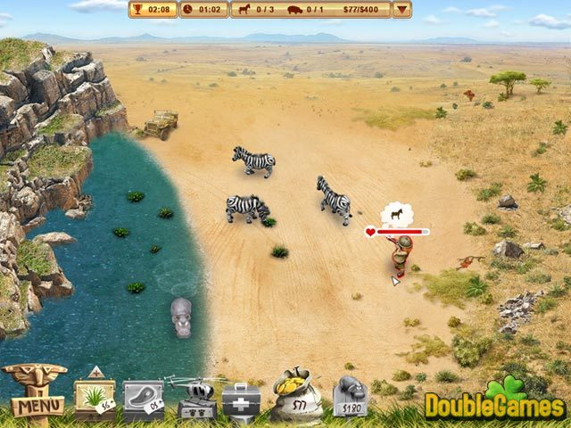 Free Download Project Rescue Africa Screenshot 1