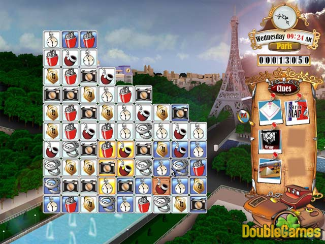 Free Download Puzzle Detective Screenshot 1