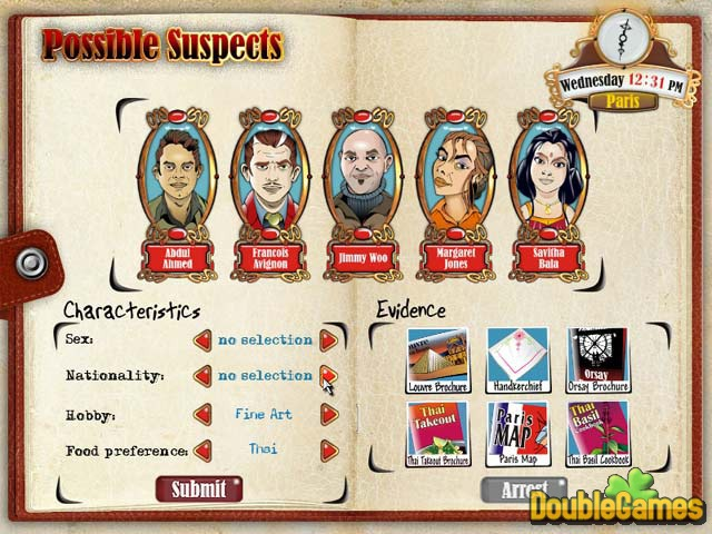 Free Download Puzzle Detective Screenshot 3