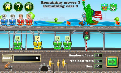 Free Download Rainbow Express Screenshot 1